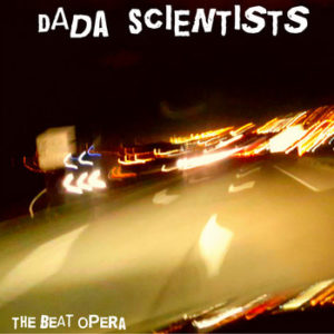 dada scientists album cover