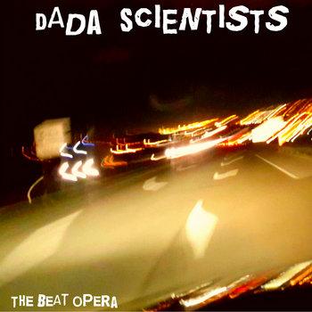 dada scientists album cover