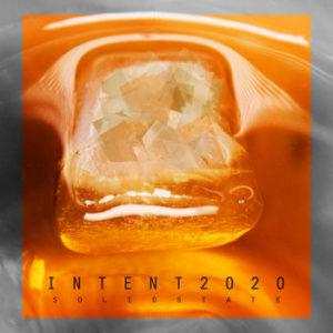 intent2020 album cover
