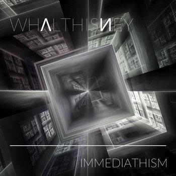whalt thisney album cover