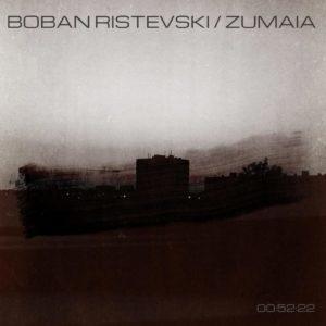 boban ristevski & zumaia album cover