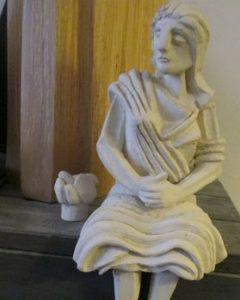 anastasia vronski sculpture