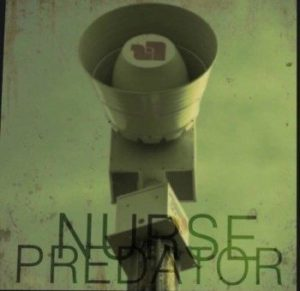 nurse predator album cover