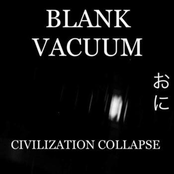 Blank vacuum album cover