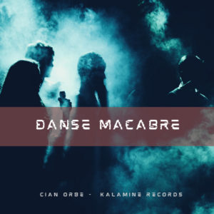 kalamine records and Cian Orbe compilation album cover