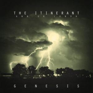 itinerant album cover kalamine records
