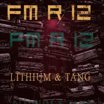 fmriz album cover